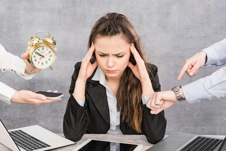 کاهش استرس در محیط کار